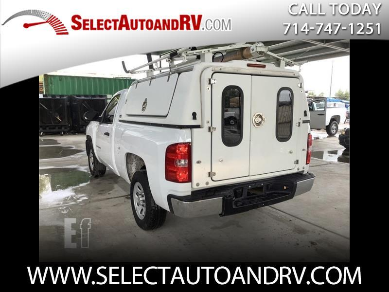 Chevrolet Silverado 1500 Work Truck 2WD 2012