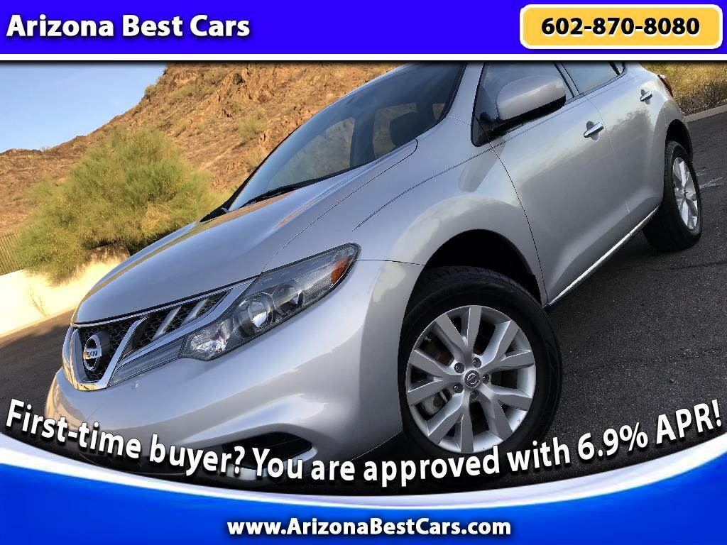 2013 Nissan Murano FWD 4dr S