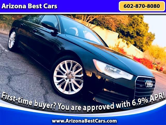 2013 Audi A6 2.0 TFSI Premium Plus quattro