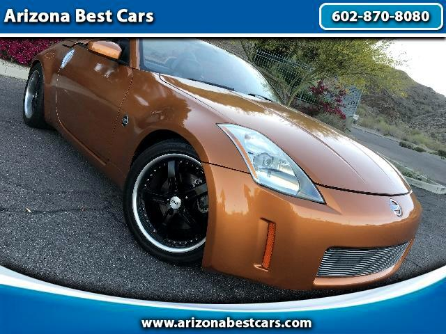 2004 Nissan 350Z 2dr Roadster Touring Manual