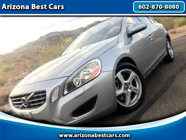 2013 Volvo S60 4dr Sedan T5 Premier Plus
