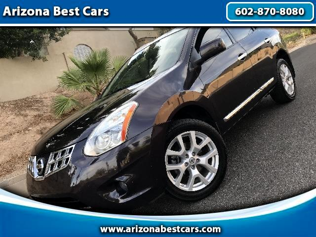 2011 Nissan Rogue FWD 4dr SL