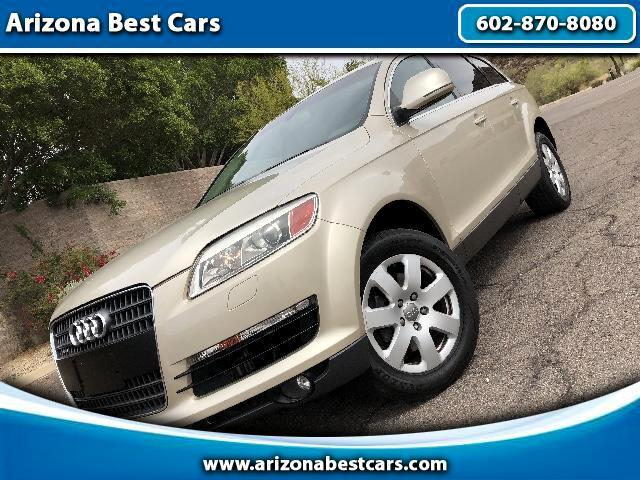 2007 Audi Q7 quattro 4dr 3.6L Premium Plus