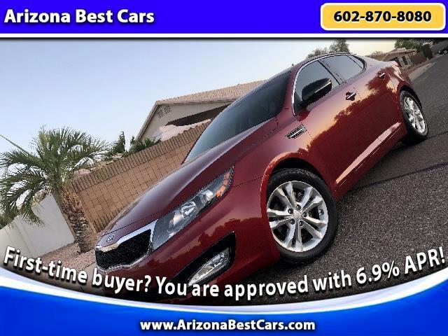 2012 Kia Optima 4dr Sdn EX Auto