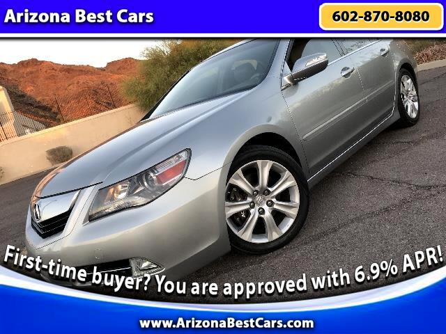 2009 Acura RL SH AWD Technology Package