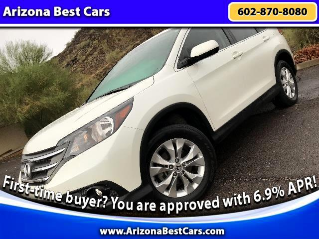 2014 Honda CR-V 4WD EX AT