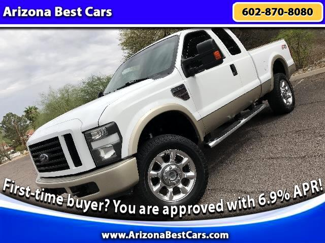 2008 Ford F-350 SD FX4 SuperCab Long Bed 4WD