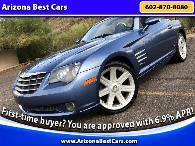 2006 Chrysler Crossfire Roadster Limited