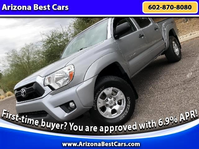 2014 Toyota Tacoma PreRunner Double Cab V6 2WD