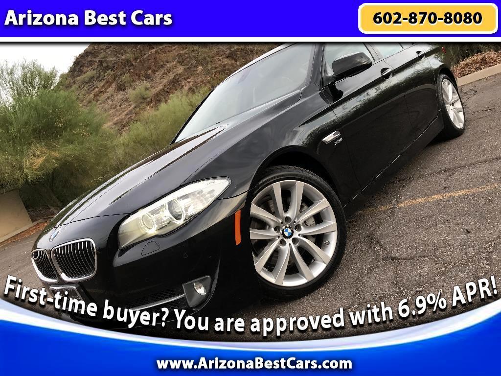 2011 BMW 5 Series 4dr Sdn 535i xDrive AWD