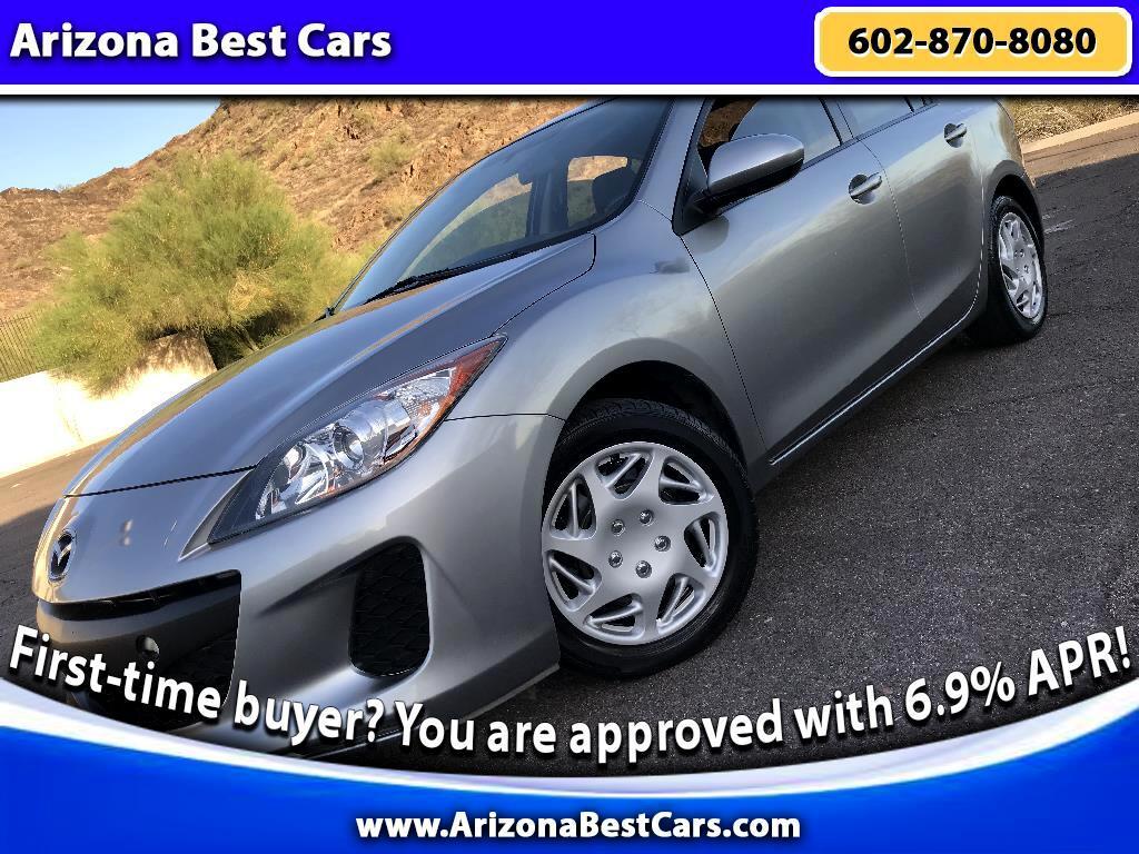 2013 Mazda MAZDA3 4dr Sdn Auto i Touring