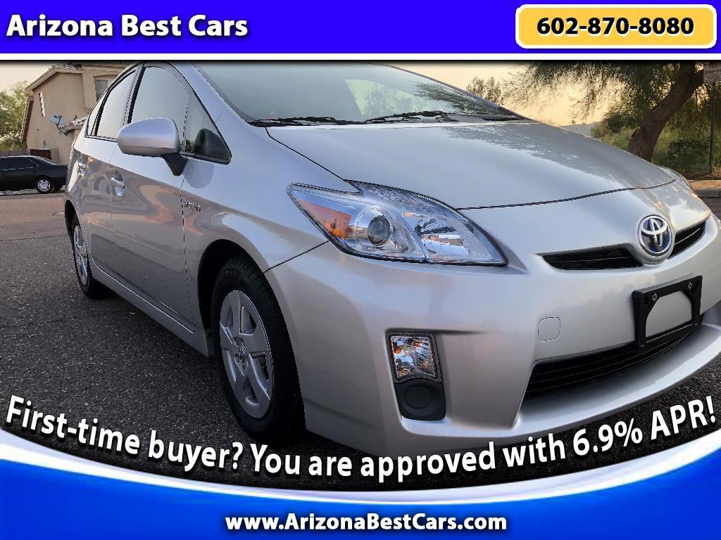 2010 Toyota Prius 5dr HB IV (Natl)