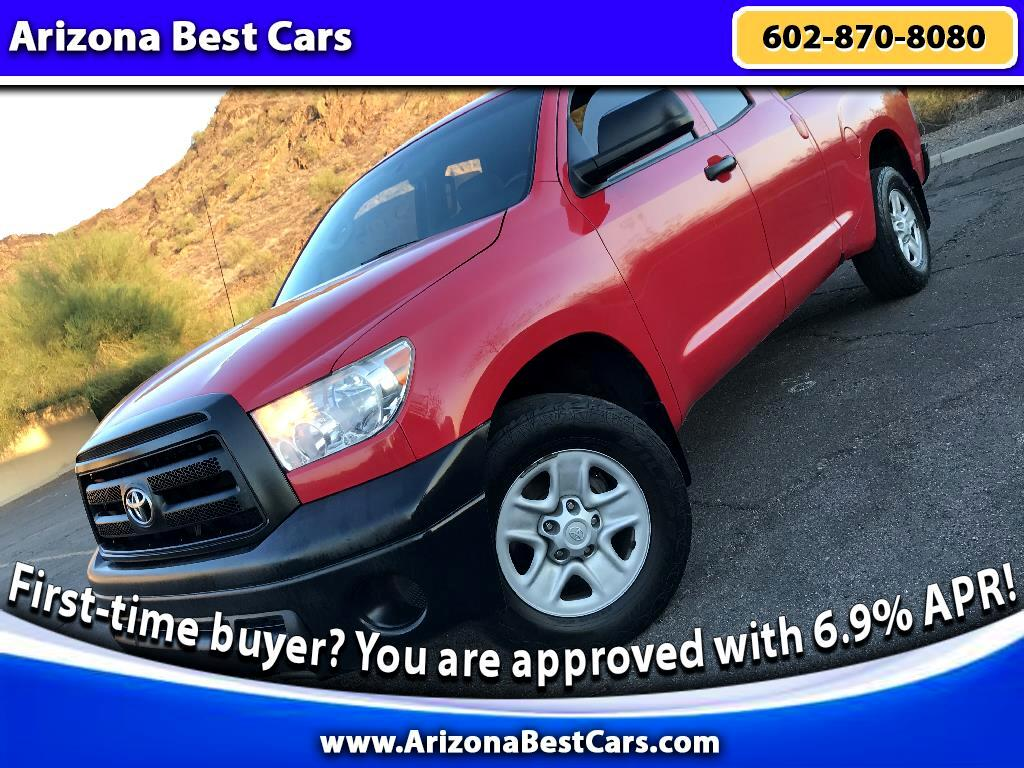 2012 Toyota Tundra 2WD Truck Double Cab 4.6L V8 6-Spd AT SR5 (Natl)