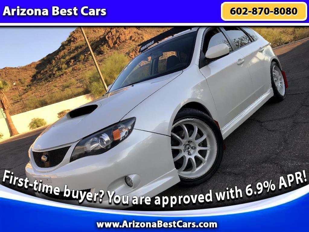 2008 Subaru Impreza Premium Hatchback