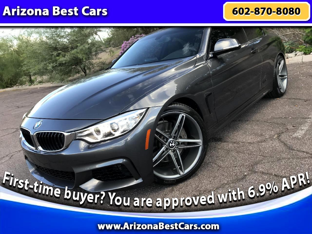 2014 BMW 4-Series 2D COUPE 435I MSPORT