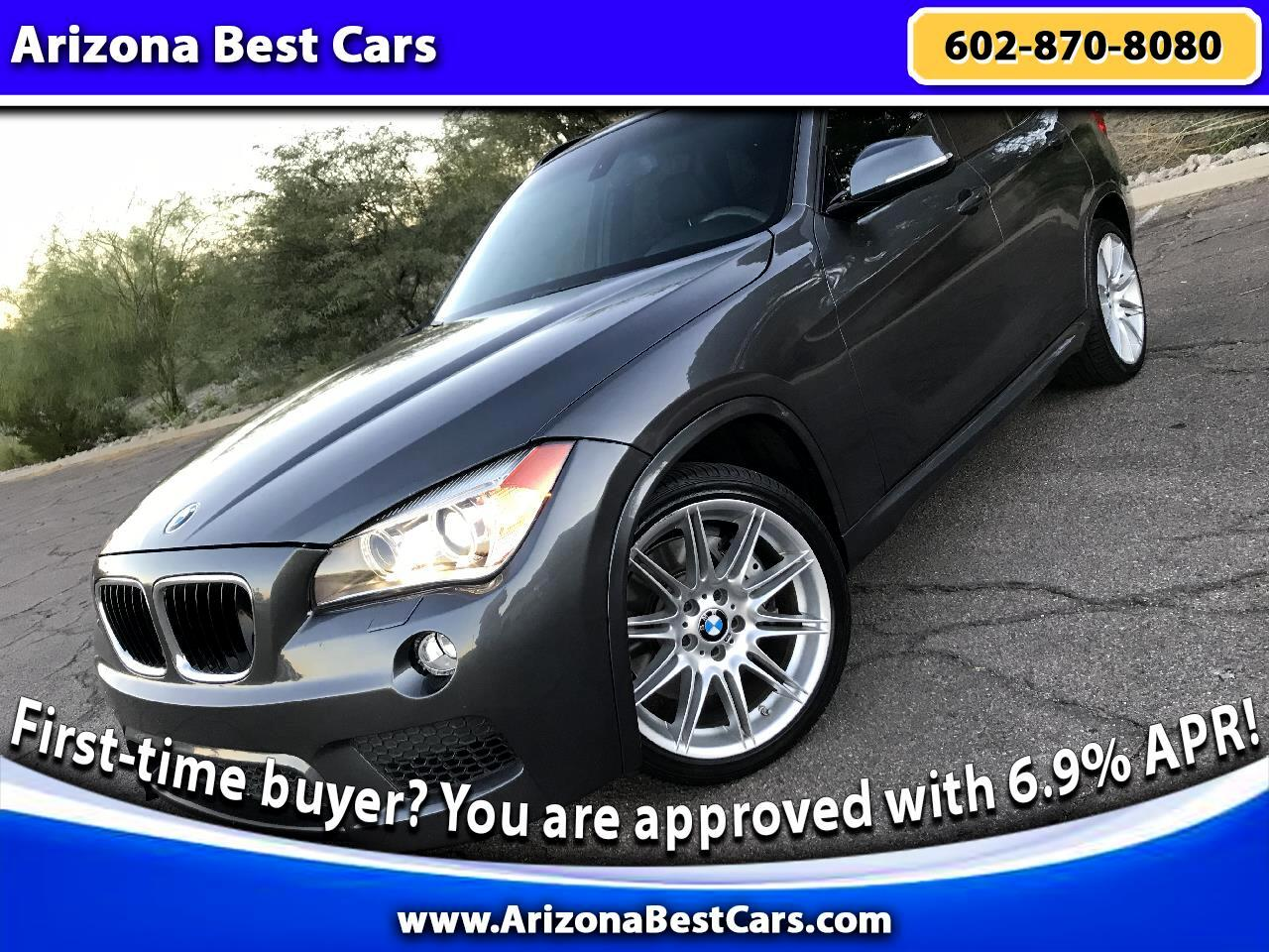 2013 BMW X1 AWD 4dr xDrive35i