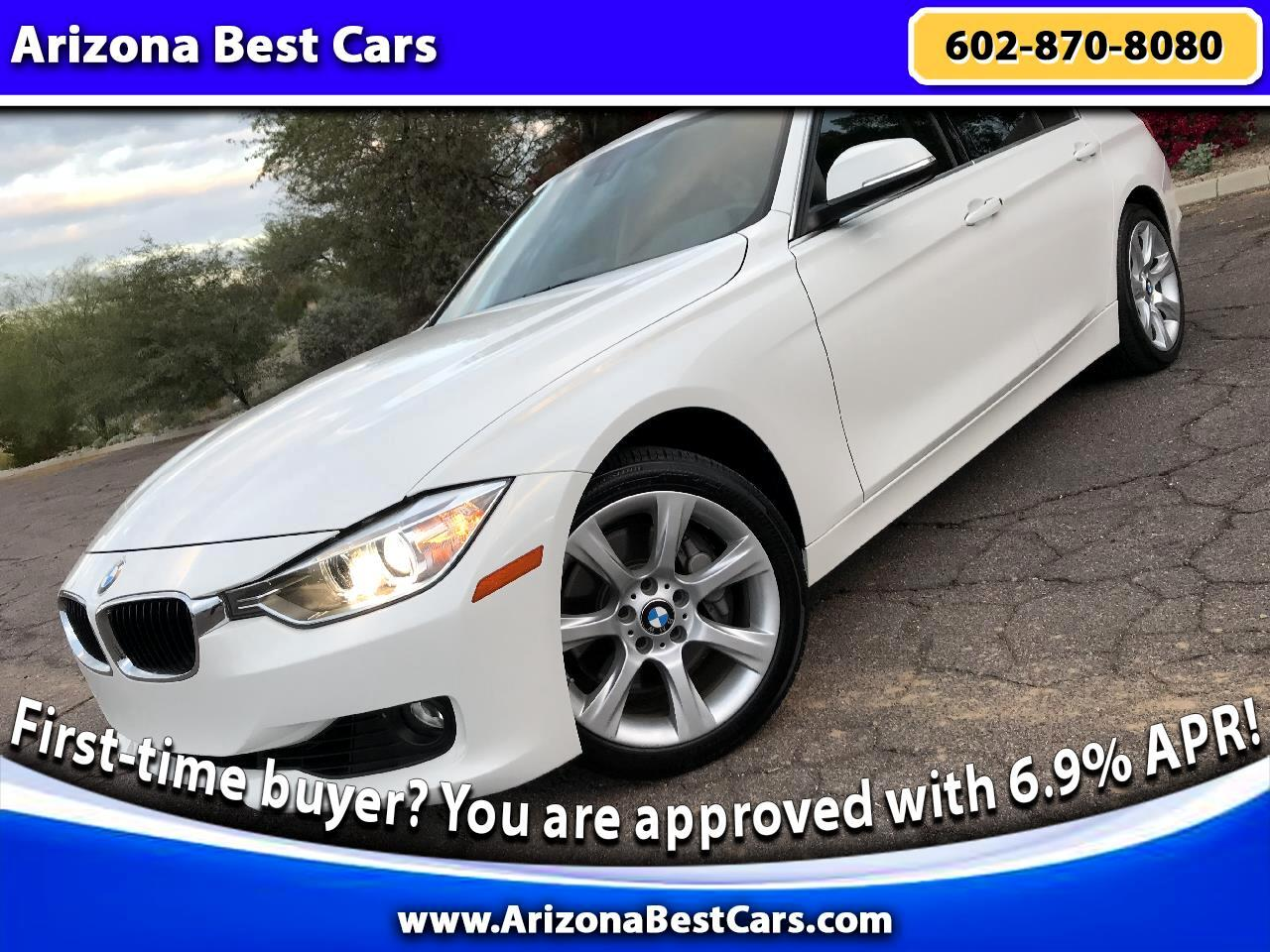 2013 BMW 3-Series ActiveHybrid