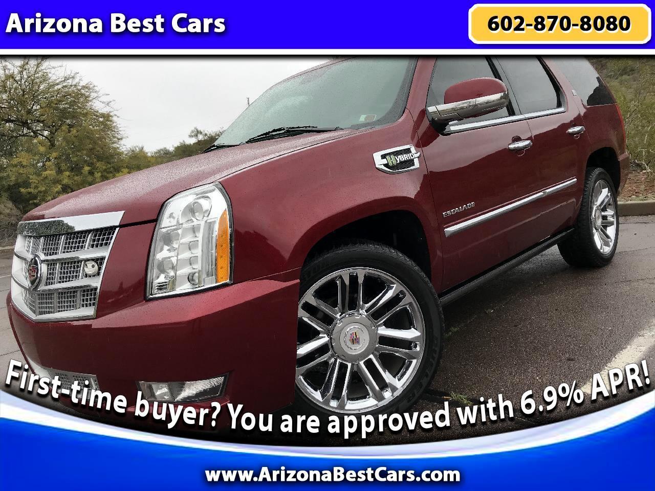 2011 Cadillac Escalade Hybrid 4WD Platinum