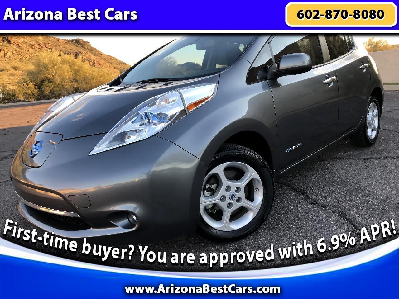 2014 Nissan Leaf 4dr HB SV