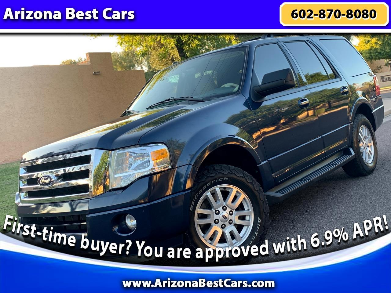 2014 Ford Expedition 5.4L XLT