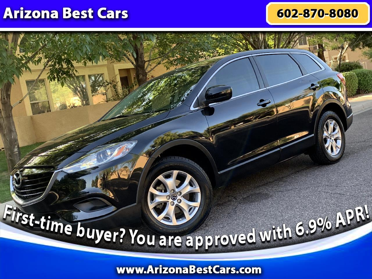 2014 Mazda CX-9 2WD 4dr Touring