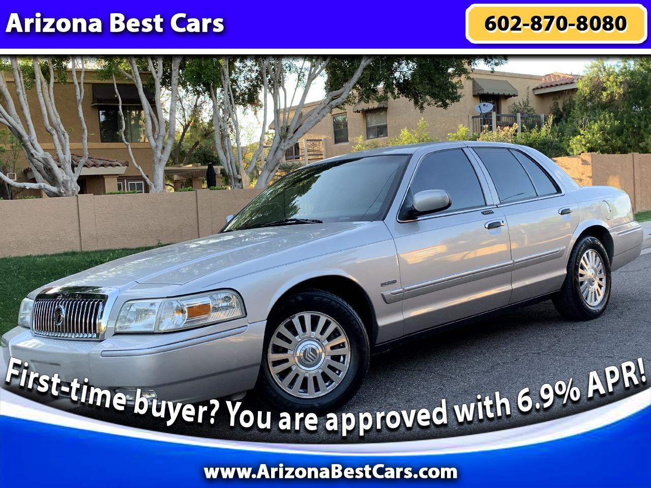 2006 Mercury Grand Marquis LS Ultimate
