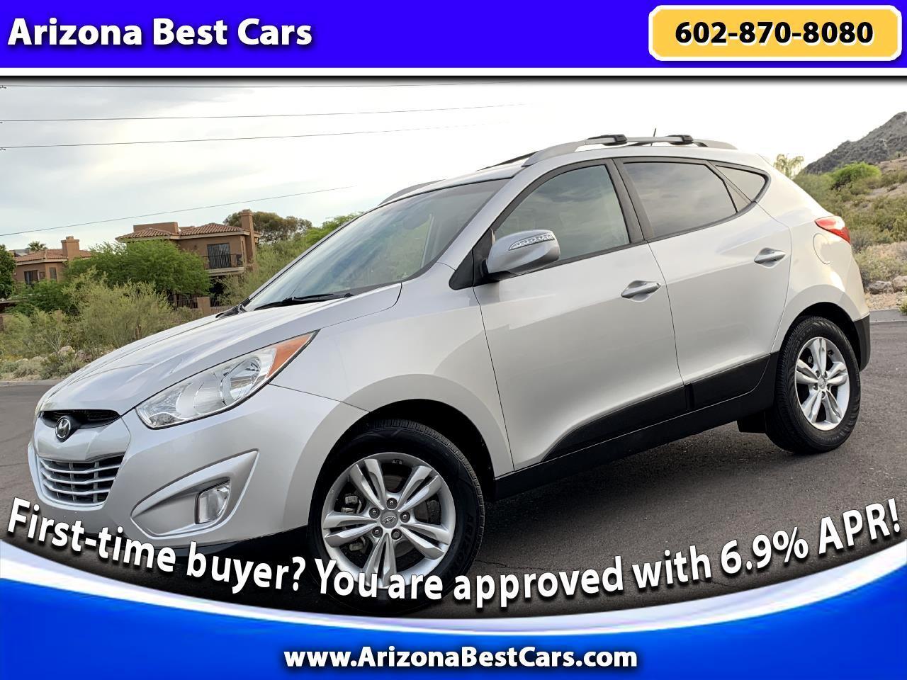 2013 Hyundai Tucson FWD 4dr Auto GLS *Ltd Avail*