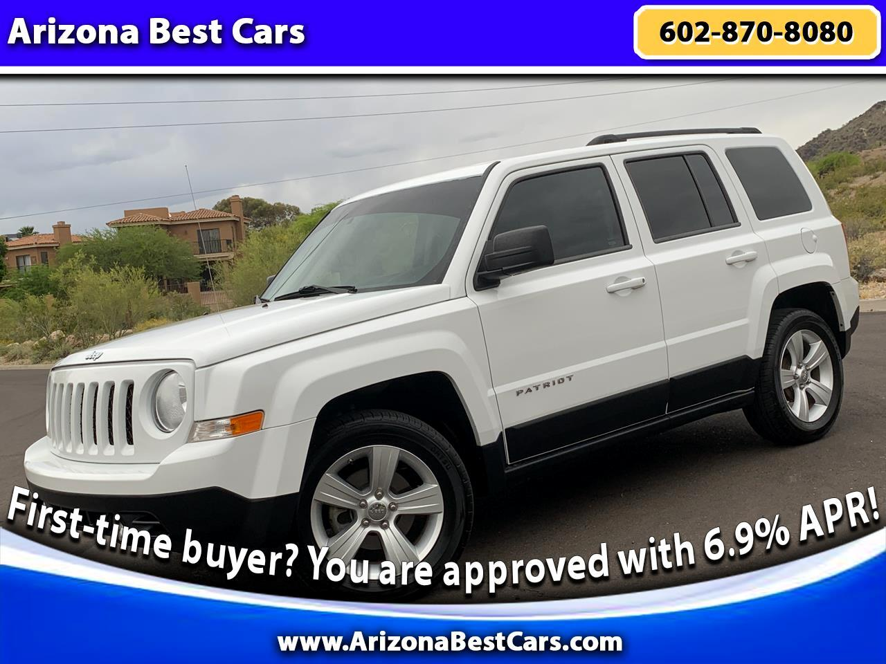 2011 Jeep Patriot FWD 4dr Latitude X