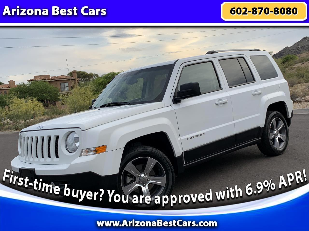 2016 Jeep Patriot FWD 4dr High Altitude