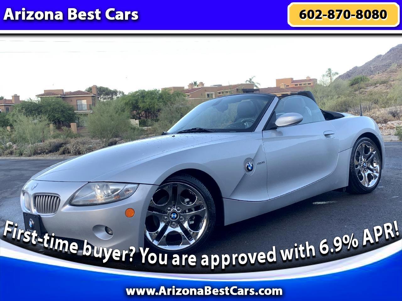 2005 BMW Z4 Roadster 3.0i