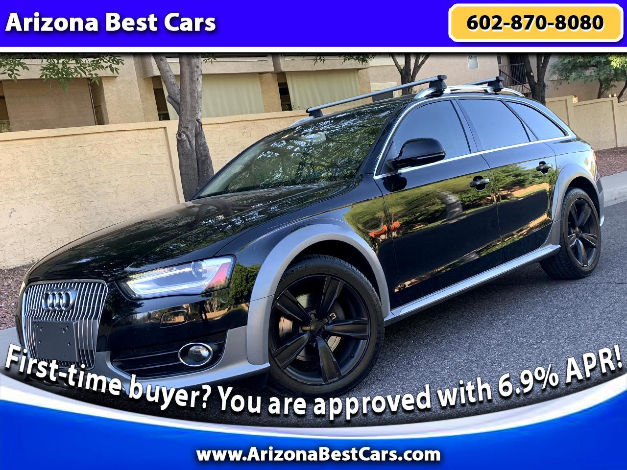 2013 Audi allroad quattro 2.0T Premium