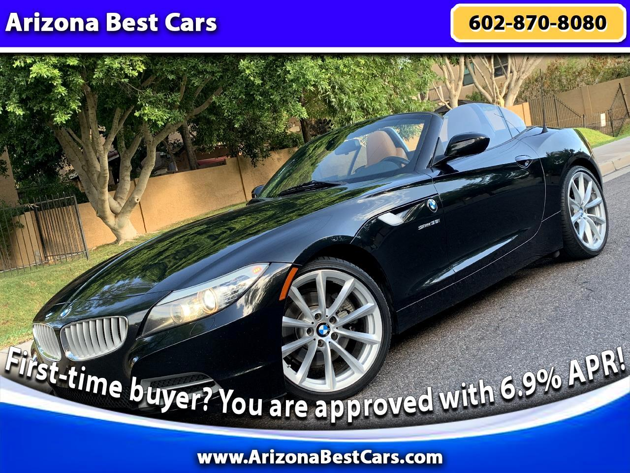 2011 BMW Z4 2dr Roadster sDrive35i