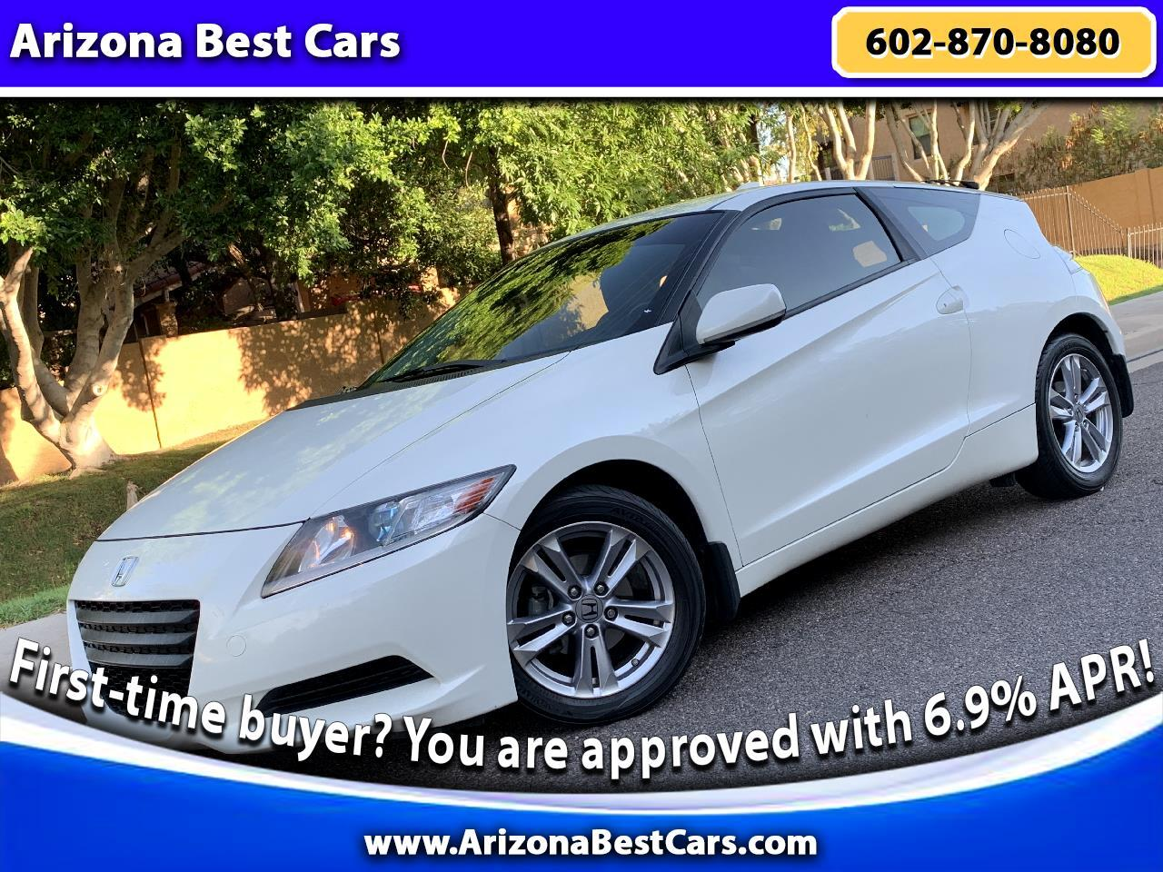 2012 Honda CR-Z Base CVT