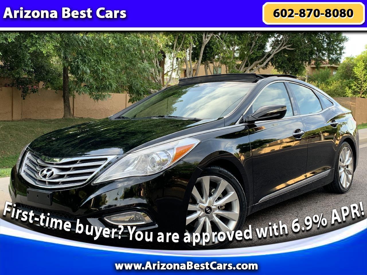 2012 Hyundai Azera Limited 3.3L