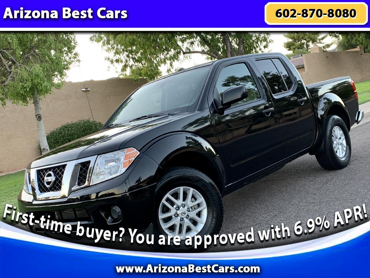 2018 Nissan Frontier SV Crew Cab 2WD LWB