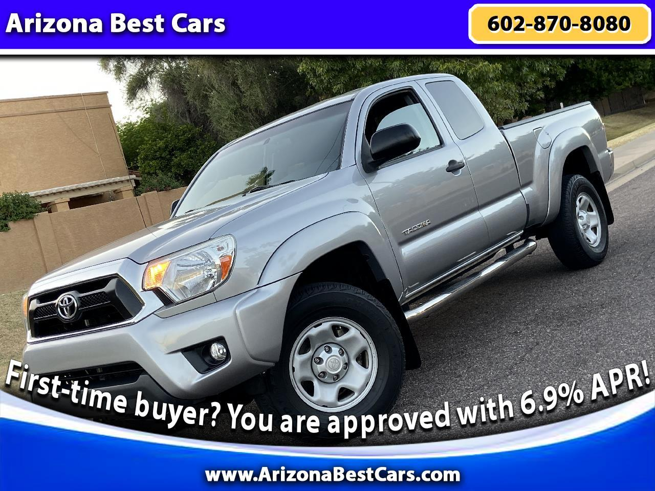 2014 Toyota Tacoma PreRunner Access Cab V6 5AT 2WD