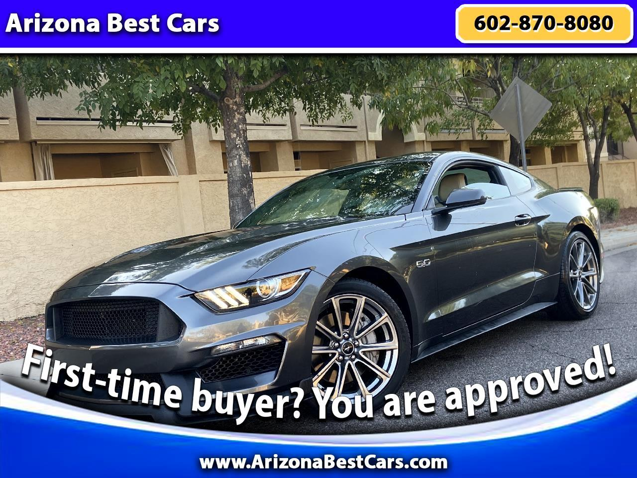 Used 2015 Ford Mustang Gt Premium For Sale In Phoenix Az