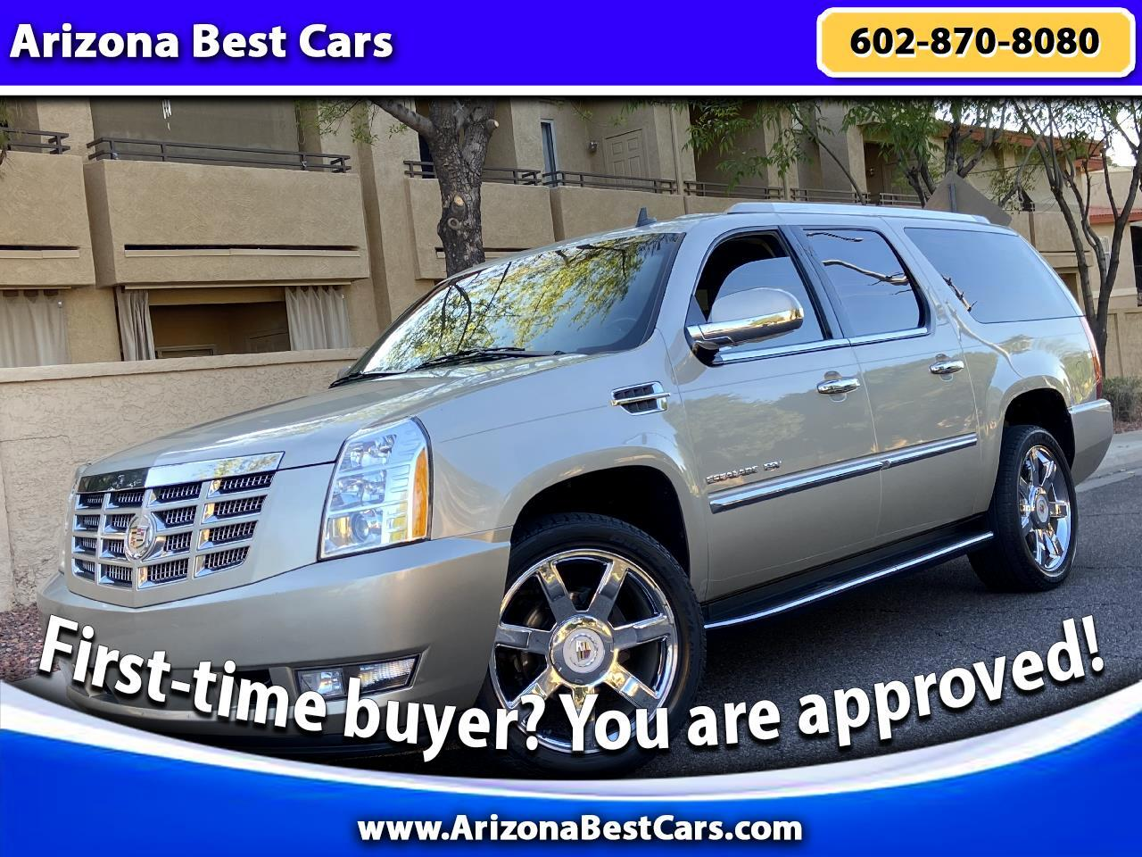 Cadillac Escalade ESV 2WD Luxury 2014