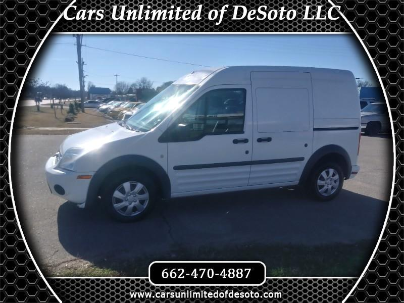 Ford Transit Connect XLT with Rear Door Glass 2013