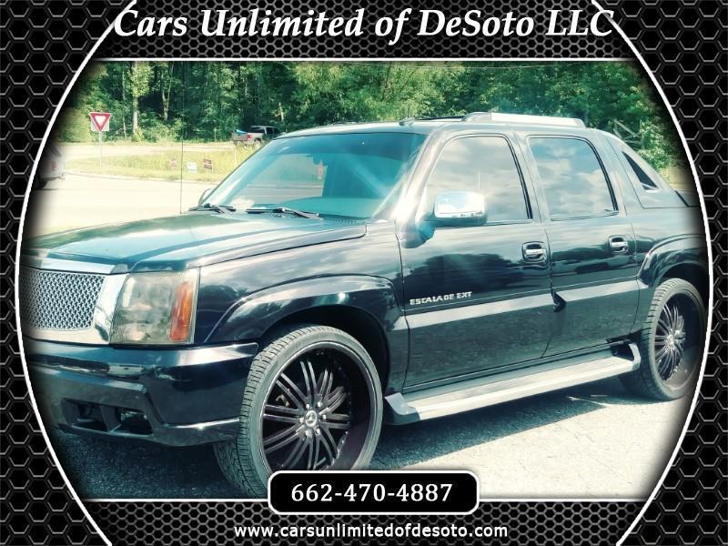 Cadillac Escalade EXT Sport Utility Truck 2002