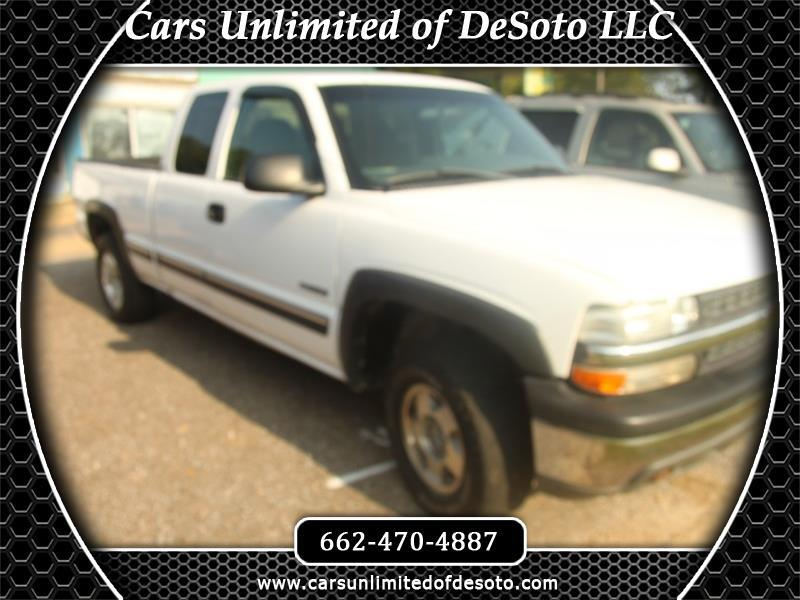 Chevrolet Silverado 1500 LT Ext. Cab Long Bed 4WD 2002