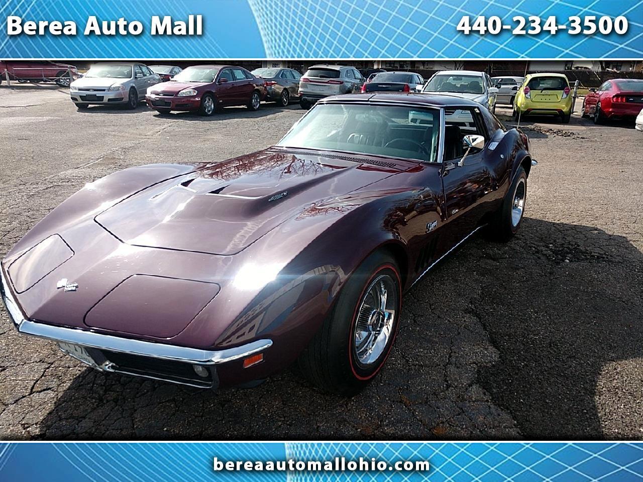 1969 Chevrolet Corvette 2D Coupe