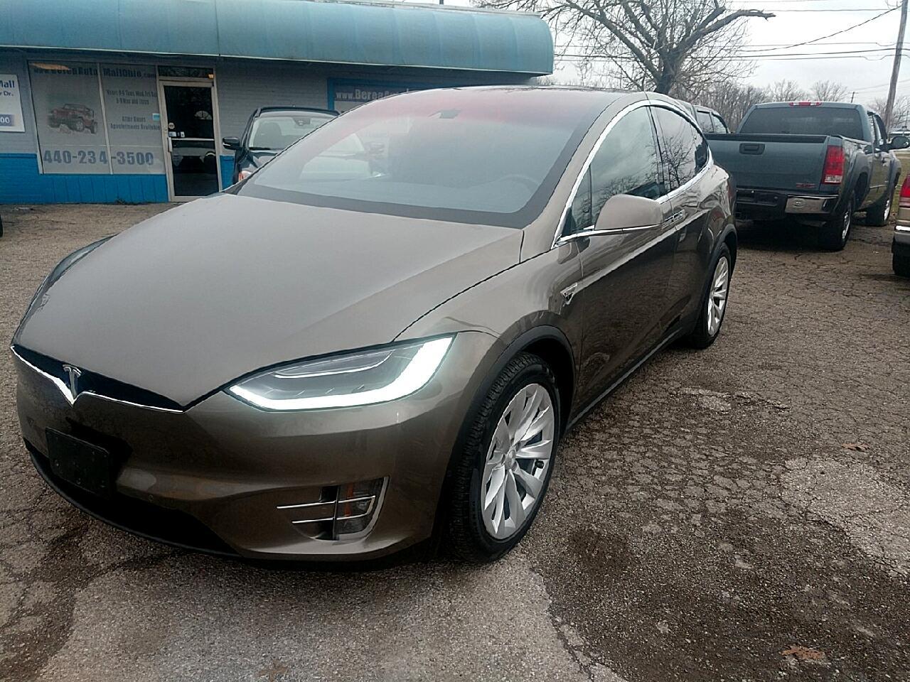 Tesla Model X AWD 4dr 75D 2016