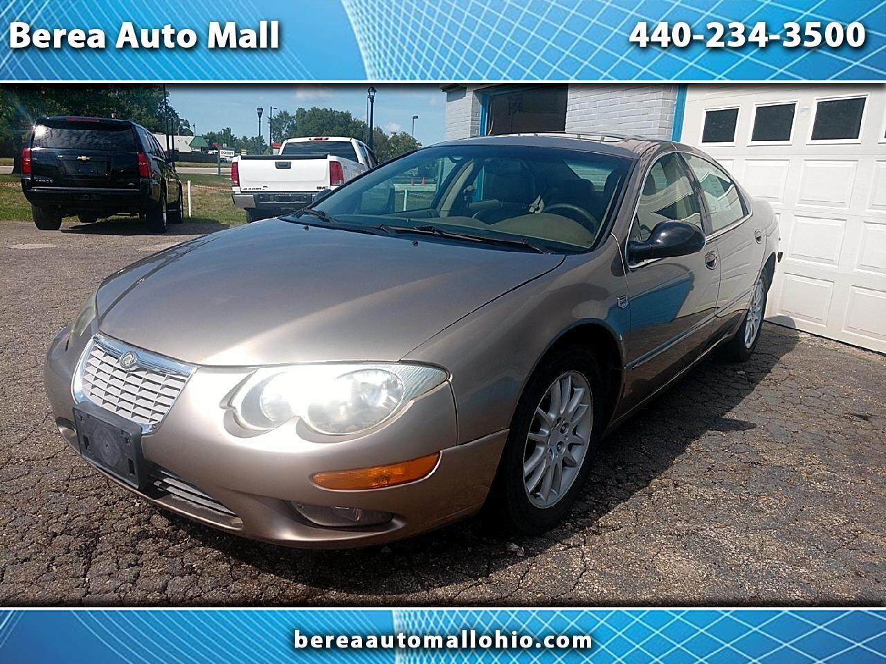 2002 Chrysler 300M 4dr Sdn