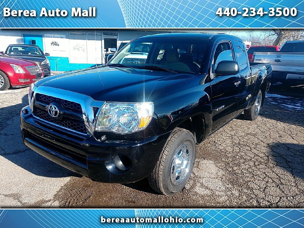 2011 Toyota Tacoma 2WD Access I4 MT (Natl)