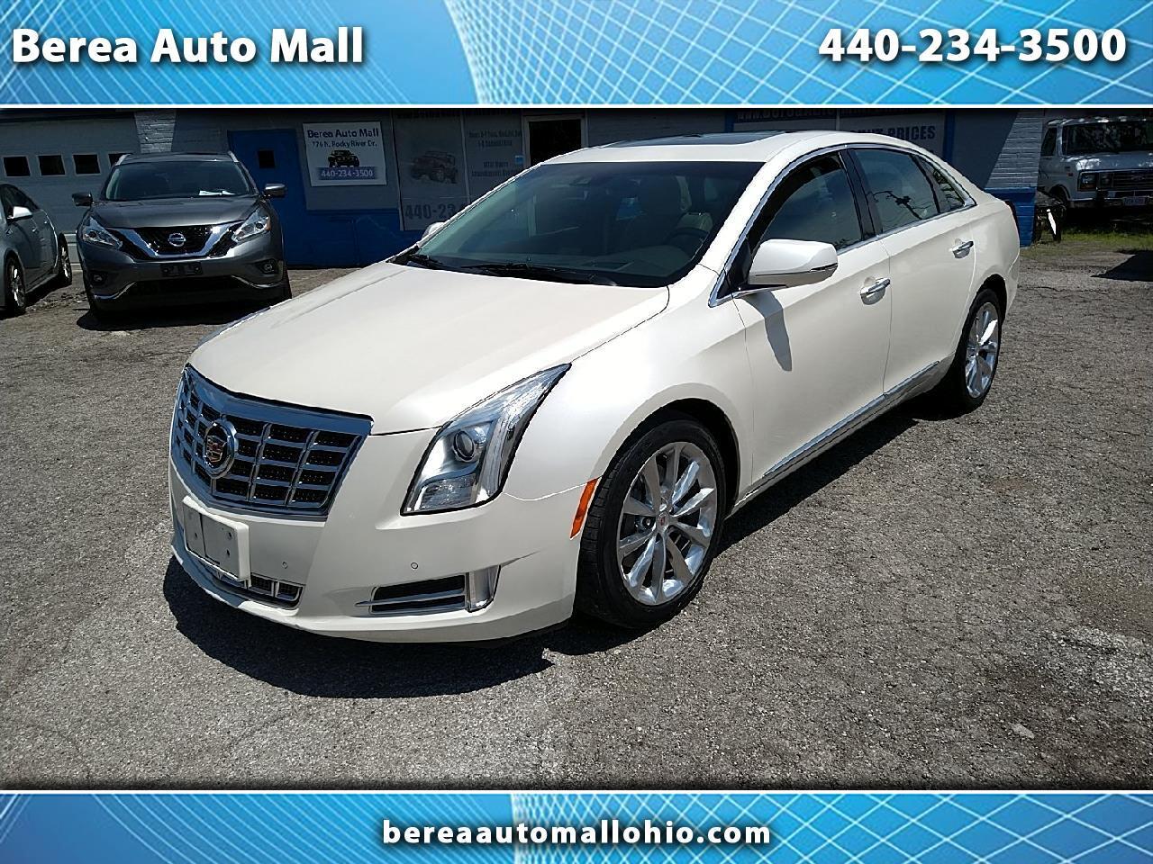 2013 Cadillac XTS 4dr Sdn Premium AWD