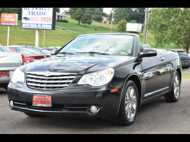 2008 Chrysler Sebring Convertible Limited