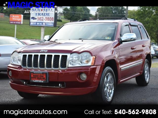 2006 Jeep Grand Cherokee Overland 4WD