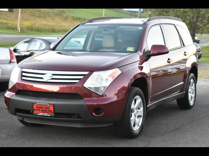 2007 Suzuki XL-7 Luxury with DVD 3-Row AWD