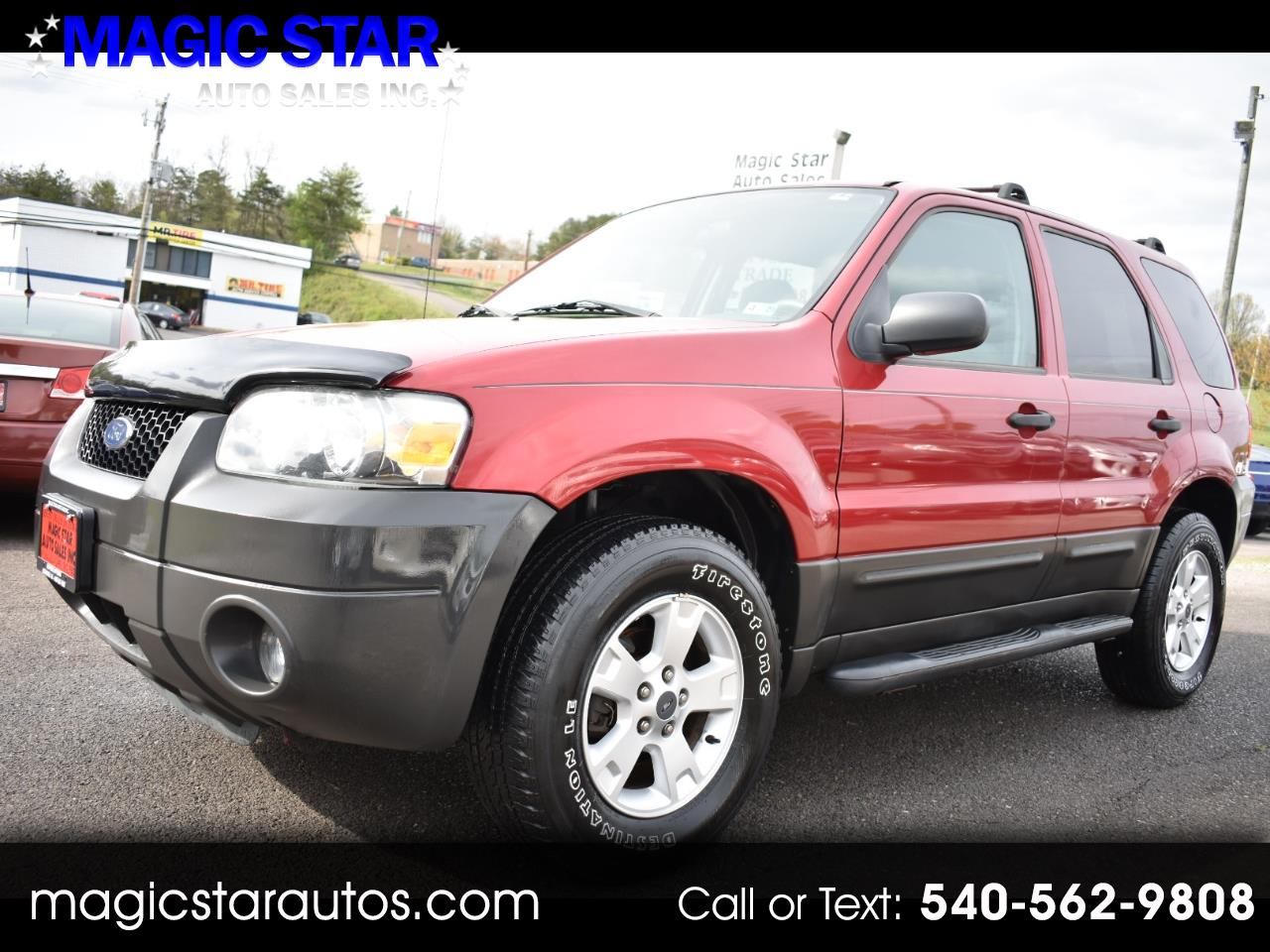 2005 Ford Escape XLT 2WD 2.3L
